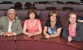 Terry Allen, Michelle Waite, Colleen Garbe and Lois Rugg.