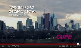 CUPE members star in ads showing our wide range of public services and the people who provide them