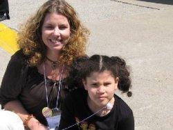 Beth Diamond, Child care worker